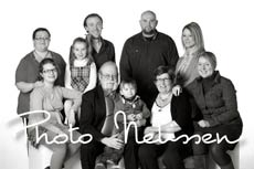 portrait photo studio famille