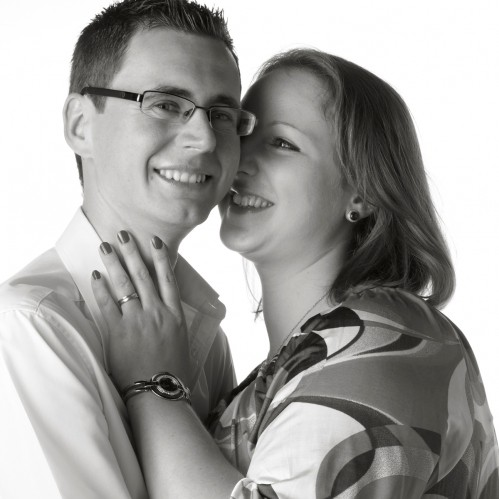 portrait couple photo