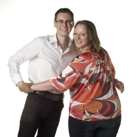 portrait photo en couple