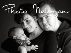 portrait photo studio bebe parents