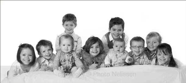 portraits photo enfants